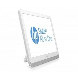 HP TOUCH E2P18AA Slate 21-s100 All In One PC