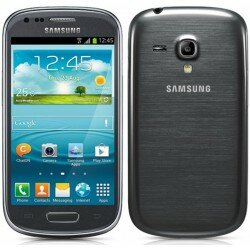 Samsung I8190 Galaxy S III Mini 8 GB Titanium Gray Cep Telefonu